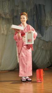 Nagroda za 100% obecności na kursie języka japońskiego