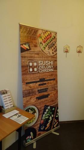 partner spotkania - restauracja Zielony chrzan