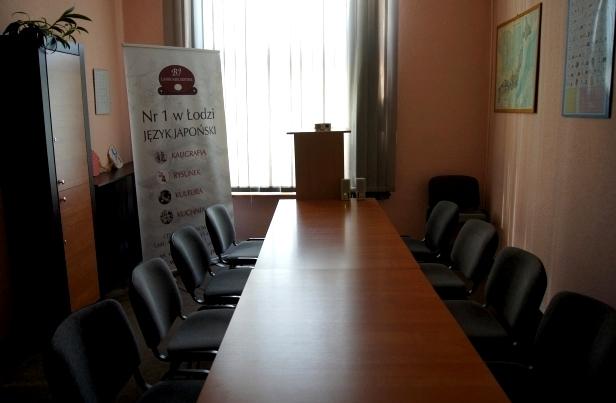 sala do wynajęcia na spotkania biznesowe