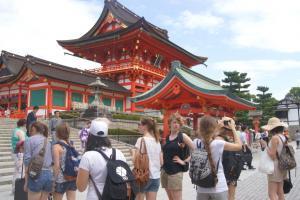 Wyjazd do Japonii 2015