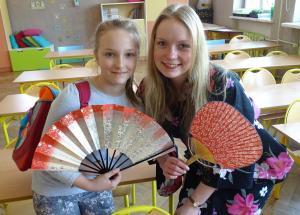 Spotkanie z Kulturą Japońską na Olechowie