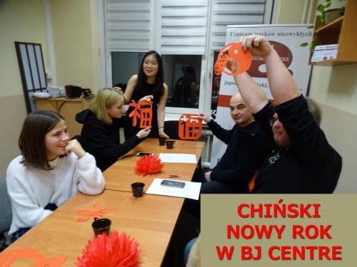 Chiński Nowy Rok - 2019